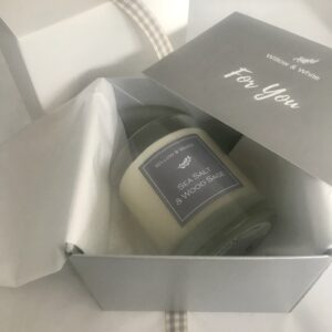 Gift Box Classic Candle
