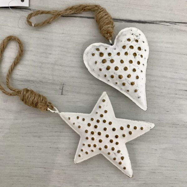 Star and Hearts