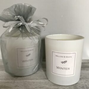 Classic Candle Winter White