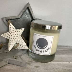 It'sgood2give charity candle